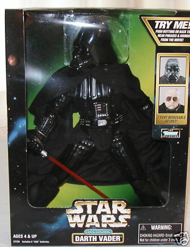 Darth Vader Electronic