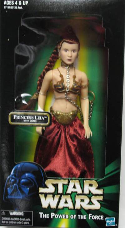 Princess Leia with Chain