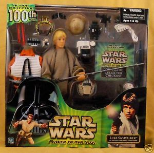 Luke Skywalker 100th Figure