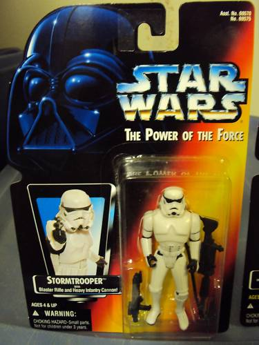 Stormtrooper with Blaster Rifle