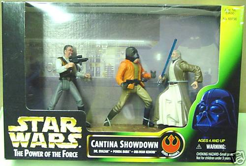 Cantina Showdown