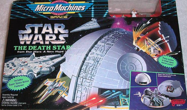 Scale Mini Playset The Death Star