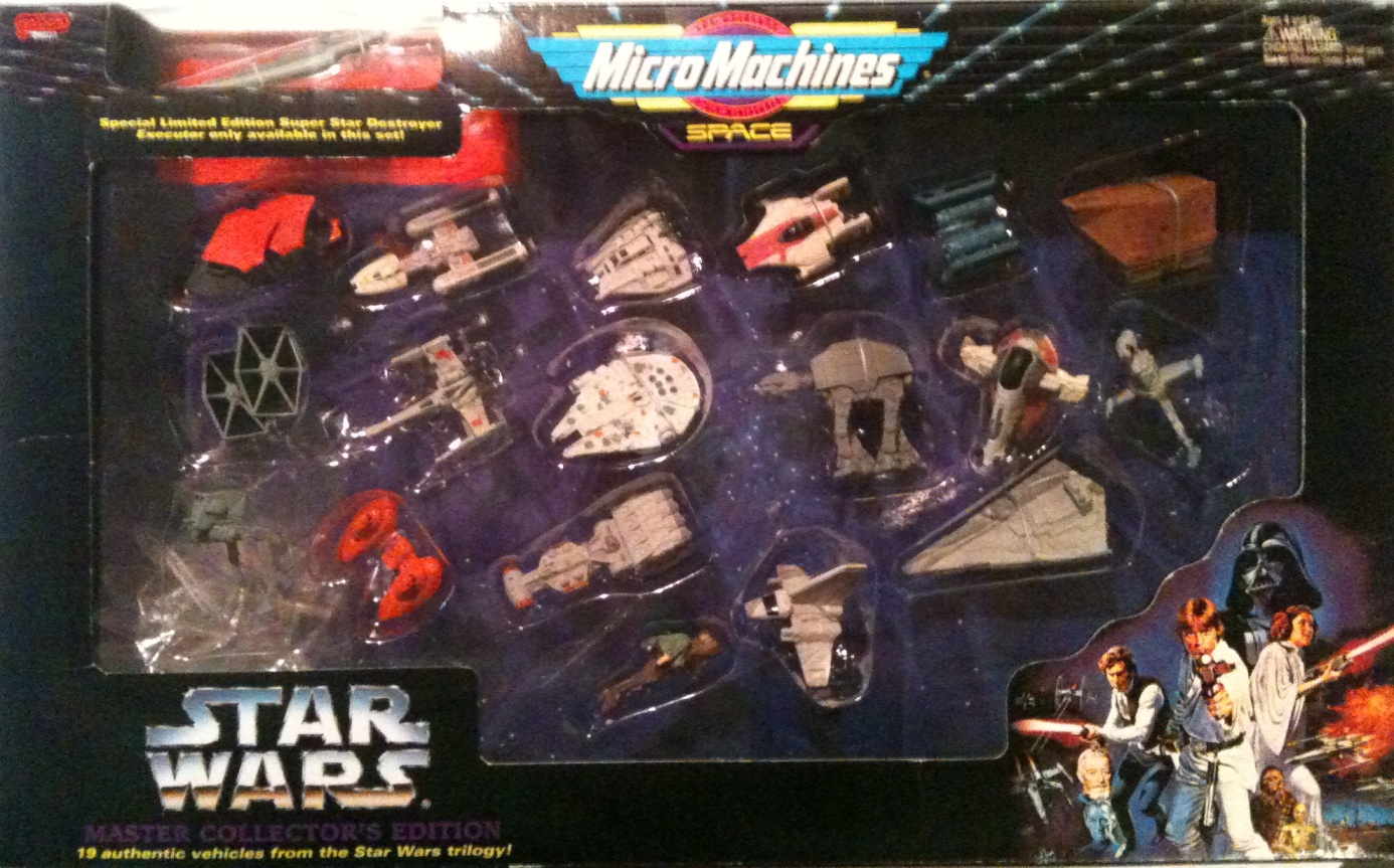 Scale Mini Master Collector's Edition 19 Vehicle Pack