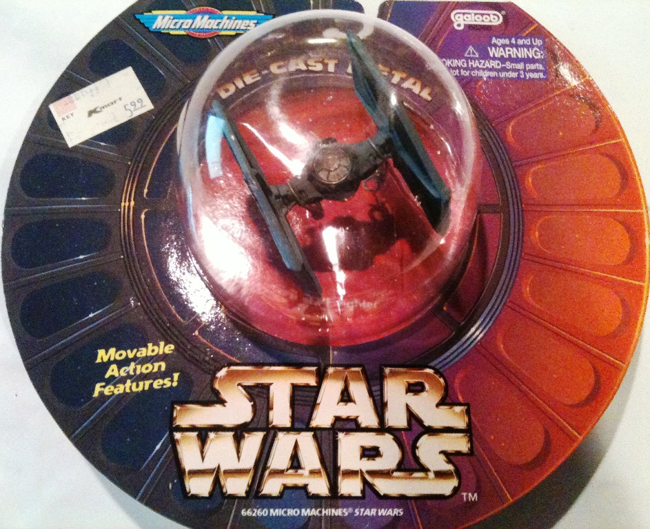 Scale Mini Vehicle 1 Pack TIE Fighter