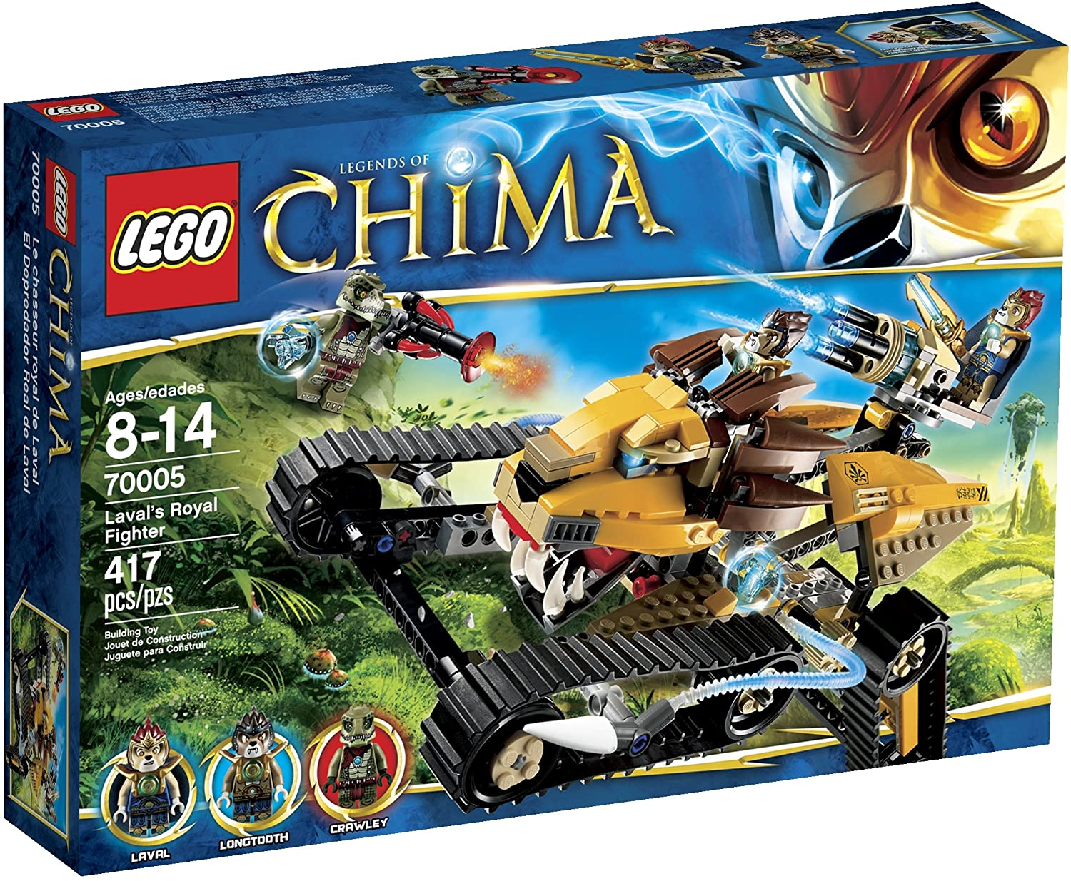 Chima Laval Royal Fighter (70005)