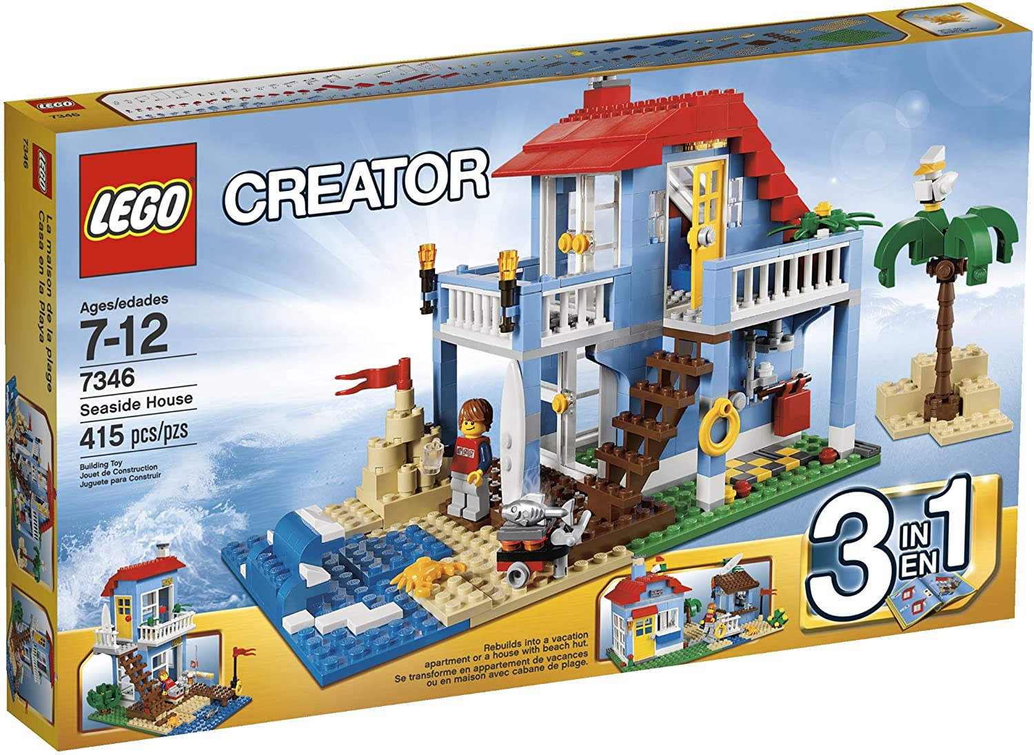 Creator Seaside House (7346)