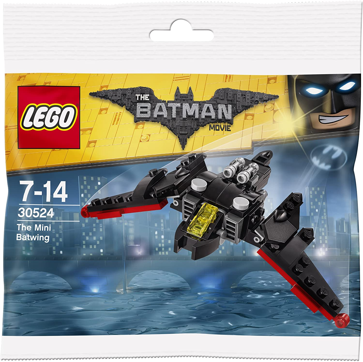 Batman Movie Polybag - the Mini Batwing (30524)