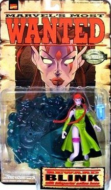 Marvel's Most Wanted: Blink