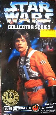Luke Skywalker in X-wing Gear