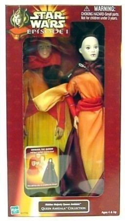 Hidden Majesty Queen Amidala