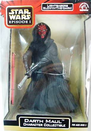 Darth Maul Character Collectible